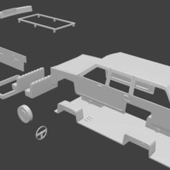 foto1.png Télécharger fichier STL Carro marge simpson • Objet pour impression 3D, Maur0