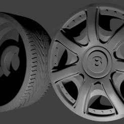 roda bentley.png Télécharger fichier STL roda bentley mulliner • Modèle pour imprimante 3D, Maur0