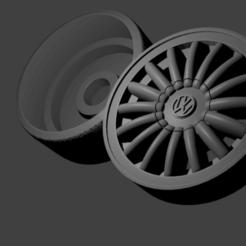 bananinha.png Télécharger fichier STL Roda Bananinha • Design imprimable en 3D, Maur0