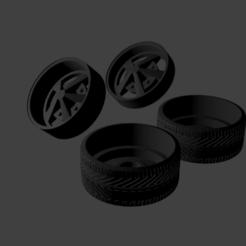 roda scarabajo.png Télécharger fichier STL roda escarabajo • Modèle pour imprimante 3D, Maur0