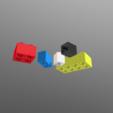 Download 3D printer designs Lego Blocks, SimonTGriffiths