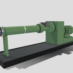 A0.png Download 3DS file Machinery - Extruder • 3D printable design, SimonTGriffiths