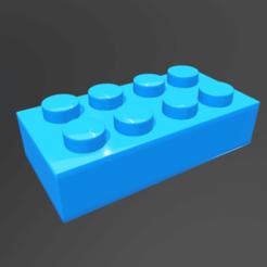Descargar modelo 3D Pieza Lego, SimonTGriffiths
