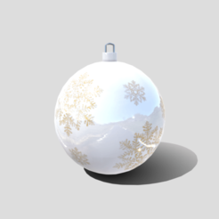 b0.png Download 3DS file Christmas Babule • 3D printer model, SimonTGriffiths