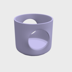 Download free 3D printer model Strawberry Pot, SimonTGriffiths