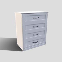 Impresiones 3D Cajones Ikea, SimonTGriffiths