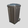 Download 3D print files Recycle bin, SimonTGriffiths