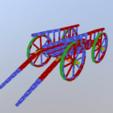 Imprimir en 3D Carro Medieval, SimonTGriffiths