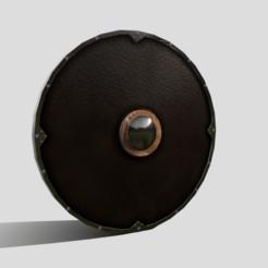 A0.png Télécharger fichier 3DS Bouclier de Boromir • Plan pour impression 3D, SimonTGriffiths