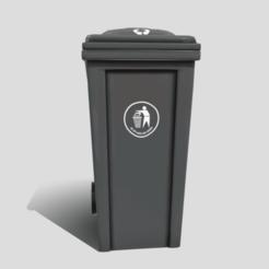 wb0.png Télécharger fichier 3DS Poubelle de recyclage • Modèle pour impression 3D, SimonTGriffiths