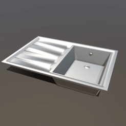 s0.png Download 3DS file Kitchen Sink • 3D printing design, SimonTGriffiths
