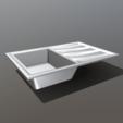 Impresiones 3D Fregadero de cocina, SimonTGriffiths