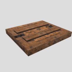 a0.png Télécharger fichier 3DS Porte piège • Plan imprimable en 3D, SimonTGriffiths