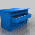 workbench_drawers.png Download free STL file 40k Necromunda Warhammer Workbench Set • Template to 3D print, 40Emperor