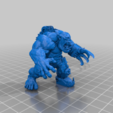Télécharger fichier 3D gratuit Ultra Hulky Mega Ork Nob, 40Emperor