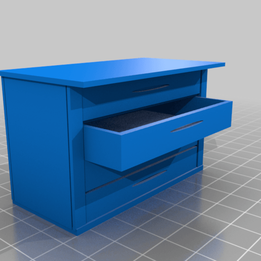 workbench_drawers_improved.png Download free STL file 40k Necromunda Warhammer Workbench Set • Template to 3D print, 40Emperor