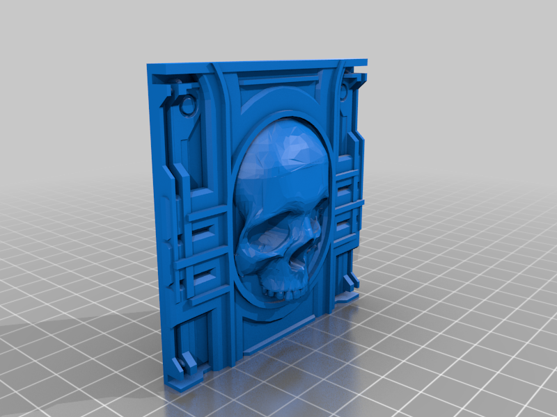 Batch_o_Bulkheads_follow_KolonelCrack_on_Instagram_1.png Download free STL file Batch O Bulkheads for Scenic Crafting  [SEPARATED] • 3D printing design, 40Emperor