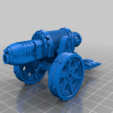 Download free STL file Illegal Plasma Cannon of Doom • Design to 3D print, 40Emperor