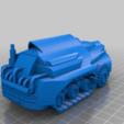 Download free 3D printing models Civilian vehicle for Warhammer 40k - SciFi Car, 40Emperor