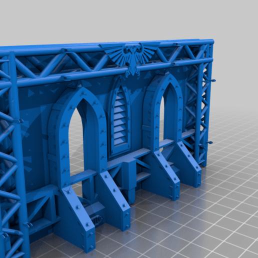 Bulkhead_Wall_05.png Télécharger fichier STL Murs O'Bulkhead en lots ! - Pour les artisans du spectacle • Objet pour impression 3D, 40Emperor