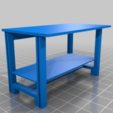 workbench.png Download free STL file 40k Necromunda Warhammer Workbench Set • Template to 3D print, 40Emperor