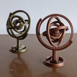 Télécharger objet 3D gratuit Armillari, Naka5