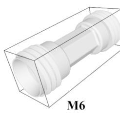 Download free 3D printing files Nut and Ferrule Connector, mariyapravdivtseva