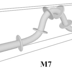 Descargar modelo 3D gratis Marcadores visibles de RMN M7, mariyapravdivtseva