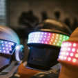 Screenshot_2019-11-13_at_12.00.07.png Download free STL file Disco helmet • Design to 3D print, Electromaker_Kits