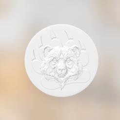 Descargar archivo 3D Amuleto de oso, AnimalSTLfiles