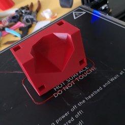 Descargar modelos 3D para imprimir Maceta de flores - Molde 3 piezas, Flo13