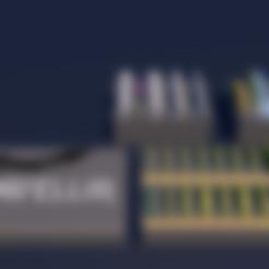 030_couvercle_tresor_v1.stl Download free STL file Nidavellir storage • 3D printable model, lenaicdupin