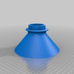 verseur_160mm.png Download free STL file funnel / pourer Mister Kitchen • 3D print template, lenaicdupin