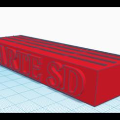 Descargar modelo 3D gratis tarjetero sd x16, maximebrisson77