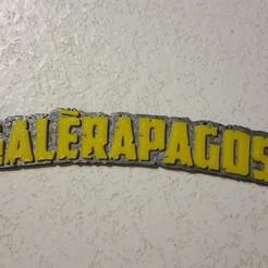 Download free 3D printing files Galerapagos two-tone key ring, phigalac