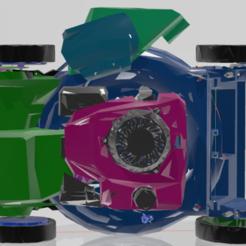 Télécharger modèle 3D gratuit tondeuse à gazon pour les essais, nbstrong161