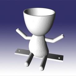roberto hamaca 3.jpg Télécharger fichier STL robert dans un hamac • Modèle pour imprimante 3D, fedeagon16