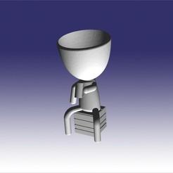 robert cervecero.jpg Télécharger fichier STL brasseur robert • Design pour imprimante 3D, fedeagon16