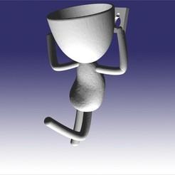 roberto paredes 2.jpg Télécharger fichier STL robert grimpant • Modèle pour impression 3D, fedeagon16