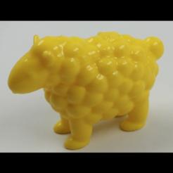 Download free 3D printing files NT sheep (NT ANIMAL), NT_Animal