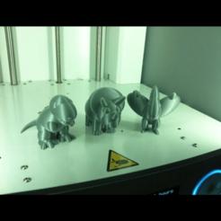 Descargar Modelos 3D para imprimir gratis NT Pterosaurio (NT Animal), NT_Animal