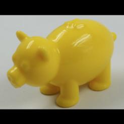 Screen Shot 2019-09-30 at 5.08.44 PM.png Télécharger fichier STL gratuit Porc NT (ANIMAL NT) • Plan à imprimer en 3D, NT_Animal
