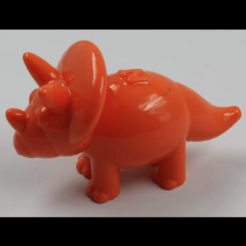 Descargar archivos 3D gratis NT Triceratops (NT Animal), NT_Animal