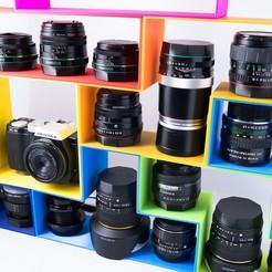 Descargar Modelos 3D para imprimir gratis Estante para lentes Tetris, WalterHsiao