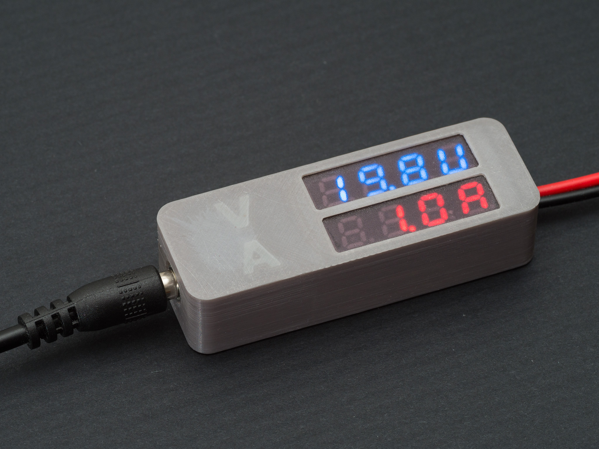 IMGP6521.jpg Download free STL file Voltmeter/Ammeter Case - 1 • Template to 3D print, WalterHsiao