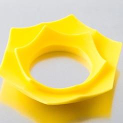 IMGP1029.jpg Télécharger fichier STL gratuit Anneau d'égouttement pour pagaie • Plan pour impression 3D, WalterHsiao
