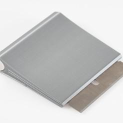 IMGP0977.jpg Télécharger fichier STL gratuit Manche court de racleur de rasoir • Plan pour imprimante 3D, WalterHsiao