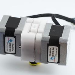 Télécharger fichier imprimante 3D gratuit Fostruder S7 (extrudeuse à double moteur), WalterHsiao