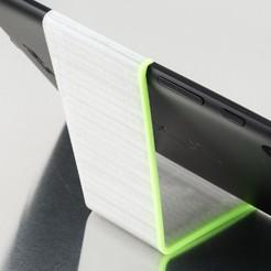 IMGP1891.jpg Télécharger fichier STL gratuit Support pour pince à comprimés (Nexus 7 - 2ème génération) • Objet pour impression 3D, WalterHsiao