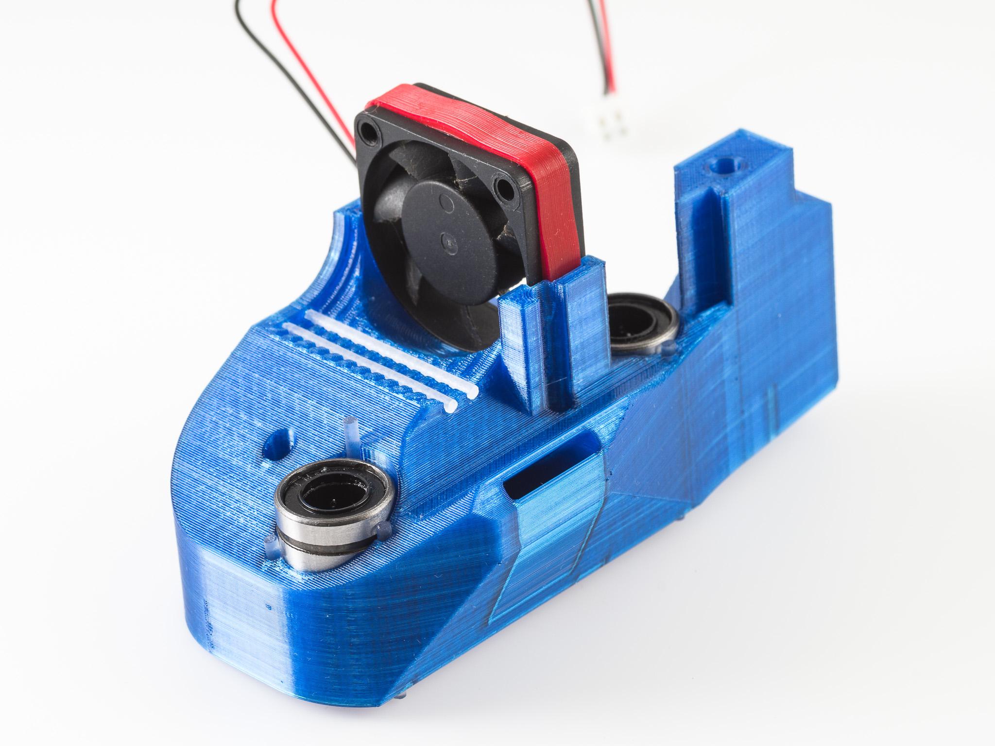 IMGP0328.jpg Télécharger fichier STL gratuit Montage de l'extrudeuse à réservoir (RigidBot, E3Dv6, Printrbot Gear Head) • Plan imprimable en 3D, WalterHsiao